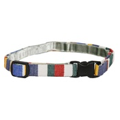 Creature Clothes - Deckchair Stripey Cat Collar