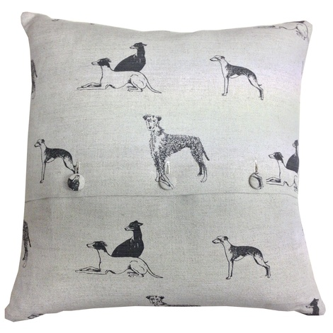 Long Dog Cushion
