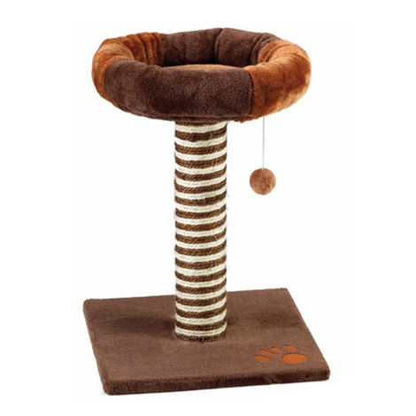 Cushy Cat Scratching Post