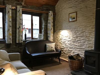 Oak Cottage, Troedyrhiw Holiday Cottages, Cardigan
