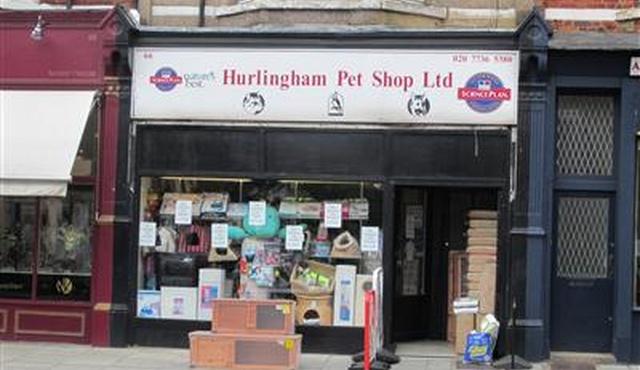 Hurlingham Pet Shop 2