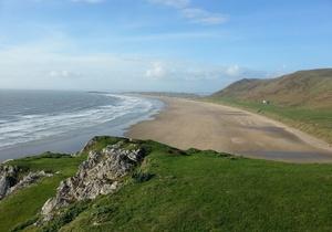 Rhossili Scamper Holidays - Dylan Shepherd Hut, Swansea 6