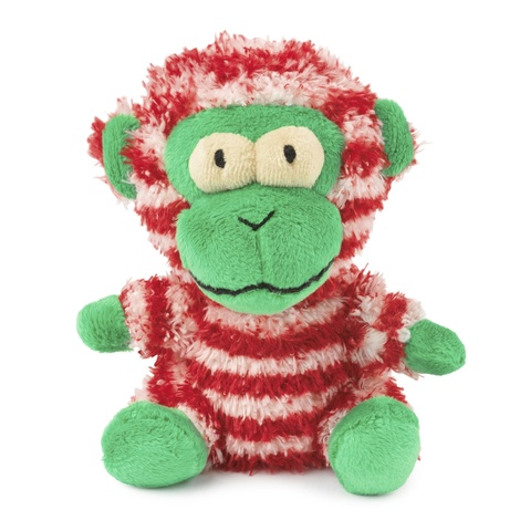 Christmas Bubbles The Monkey Toy