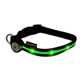 PetsGlow - Spotlight LED Dog Collar - Green