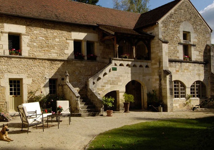 Abbaye de la Bussiere, France 1