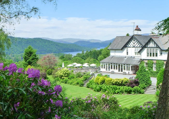 Linthwaite House Hotel, Lake District 1
