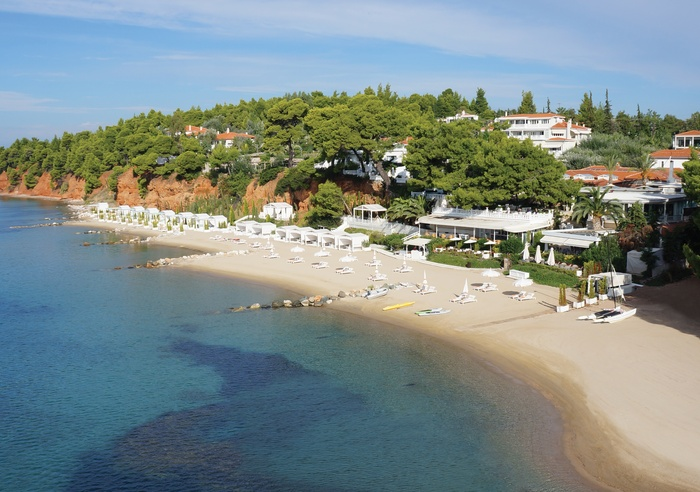 Danai Beach Resort & Villas, Greece 1
