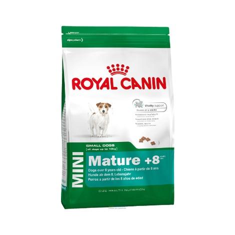 Mini Mature +8 Dog Food