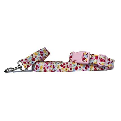Summer Garden Dog Collar 3