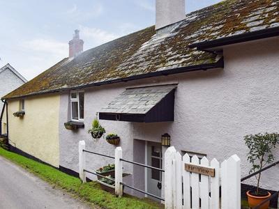 Fir View, Somerset, Exford