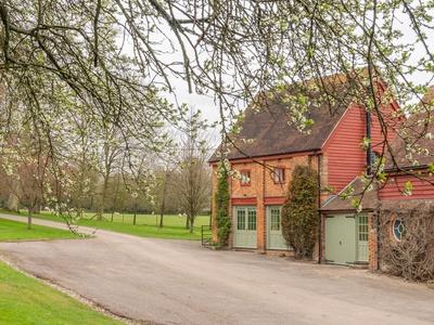 Belchamp Hall Coach House, Suffolk, Sudbury