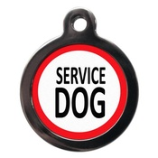 PS Pet Tags - Service Dog Pet ID Tag