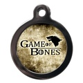 Game of Bones Dog ID Tag