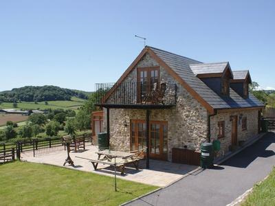 Hiscox Cottage, Devon, Southleigh