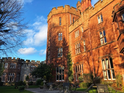 Ruthin Castle Hotel & Spa, Wales, Ruthin