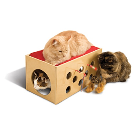 SmartCat Bootsie's Bunk Bed & Playroom