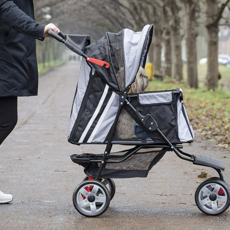 Buggy All Terrain | Black/Silver 2