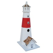 Garden Bazaar - Lighthouse Birdhouse