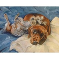 Personalised Pet Portrait 9