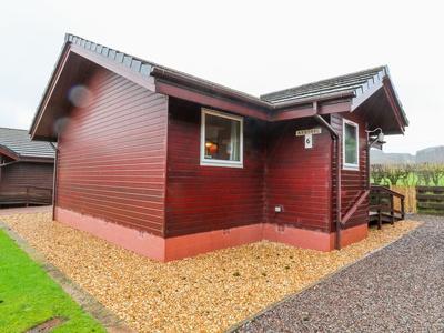 Kestrel Lodge, Dumfries and Galloway, Dumfries