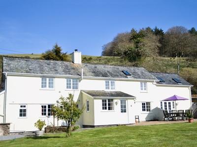 Well Cottage, Somerset, Luxborough