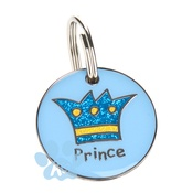K9 - K9 Small Prince Cat ID Tag