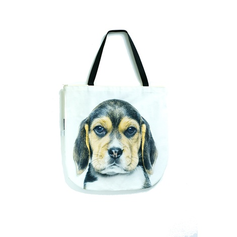 Charlotte the Beagle Puppy Dog Bag