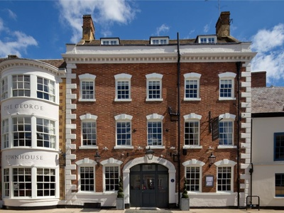 The George Townhouse, Warwickshire