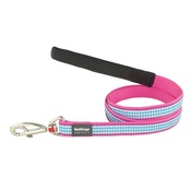 Red Dingo - Fang It Dog Lead – Hot Pink