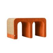 Catworks - Scratching Post - Letter M - Orange