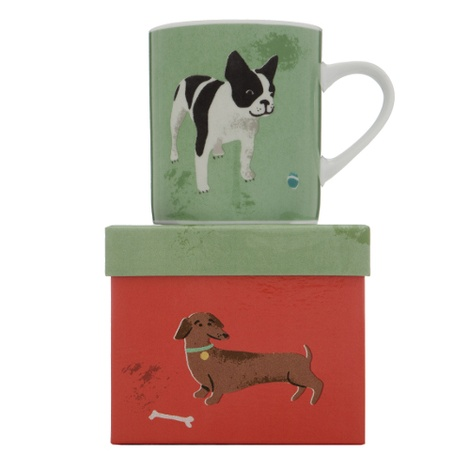 Dog Mug - Monty the Bulldog