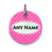 Ditsy Pet - Minnie ID Tag