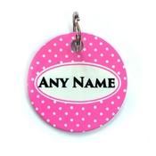 Ditsy Pet - Minnie ID Tag