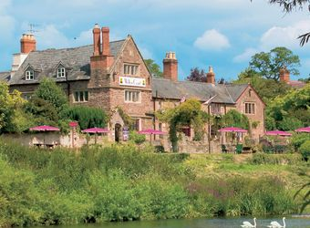 Wilton Court Hotel, Herefordshire
