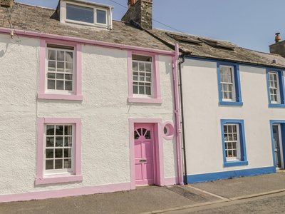 The Pink House, Dumfries and Galloway, Newton Stewart