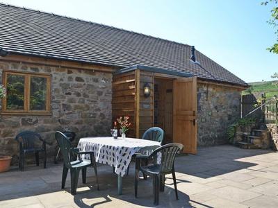 Cleeton Gate Barn, Shropshire, Cleeton Saint Mary