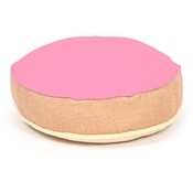 Lords & Labradors - Cosy Top Soft Dog Bed - Pink