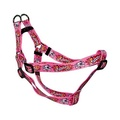 Pink I Luv My Dog Step-In Dog Harness