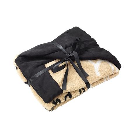 One Spoilt Dog Blanket – Beige 2