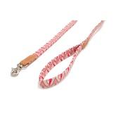 Hiro + Wolf - Pink Geo Classic Dog Lead