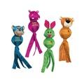 KONG Wubba Ballistic Friend Dog Toy - Monkey 2