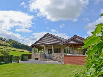 Red Kite Cottage, Powys, Knighton