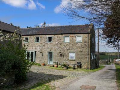 Springwell Farm Holiday Cottage, Derbyshire, Holymoorside