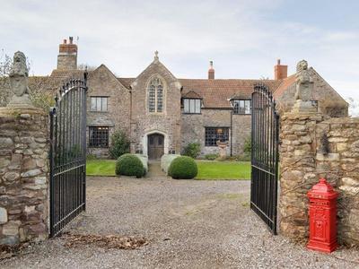 The Old Manor, Somerset, Minehead