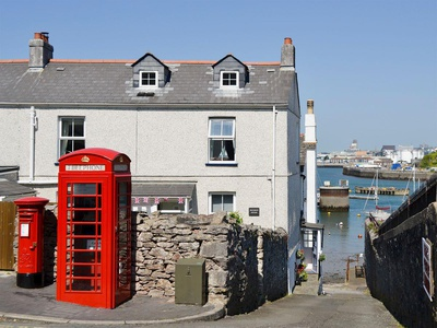 Providence Cottage, Plymouth
