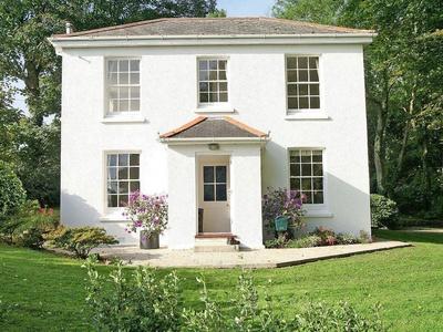 Penwarne Lodge, Cornwall, Mawnan Smith