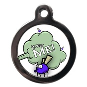 PS Pet Tags - It Was Me Dog ID Tag