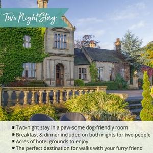 Bagden Hall Hotel Exclusive Three Night Stay Voucher