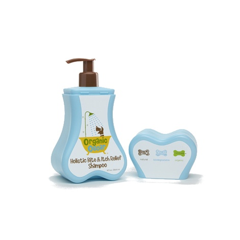 Holistic Bite Itch Shampoo & Aloe Vera Conditioner Set 3