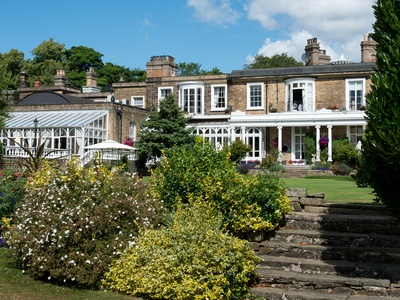 Ringwood Hall Hotel, Derbyshire, Chesterfield